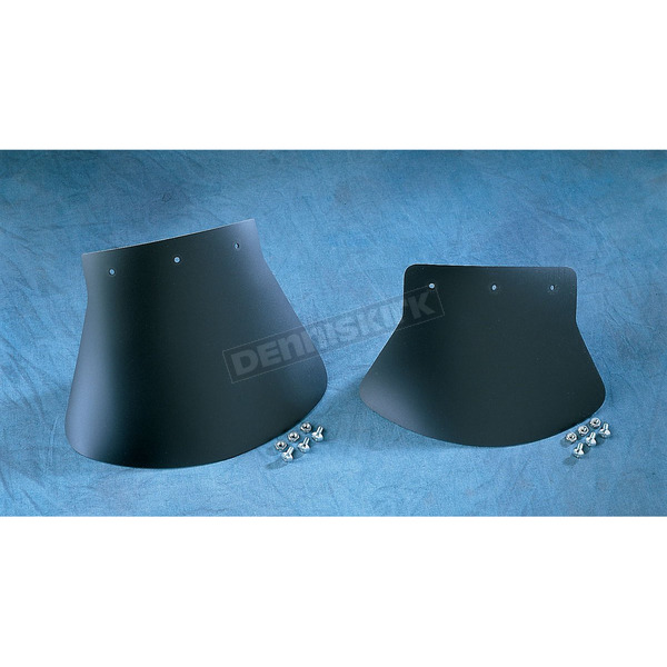 Drag Specialties Large 1/8 in. Rubber Mud Flap - DS-393701