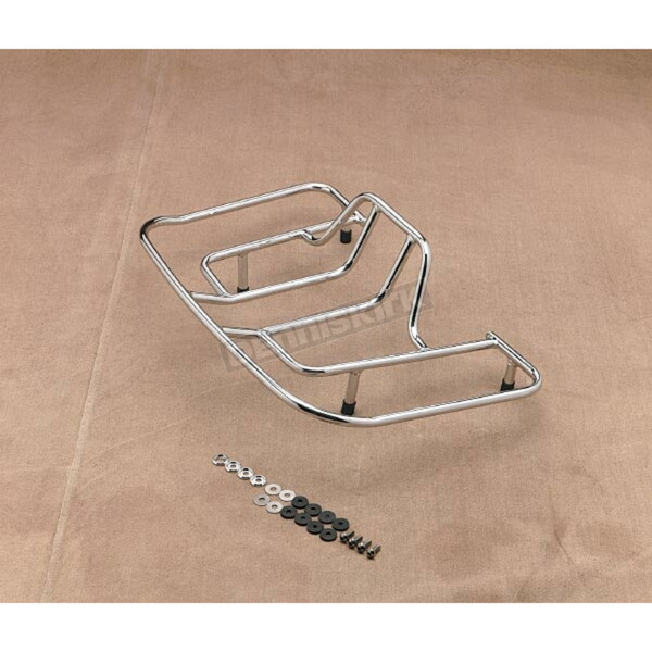 Parts Unlimited Wingleader Tourbox Luggage Rack - DS-710210
