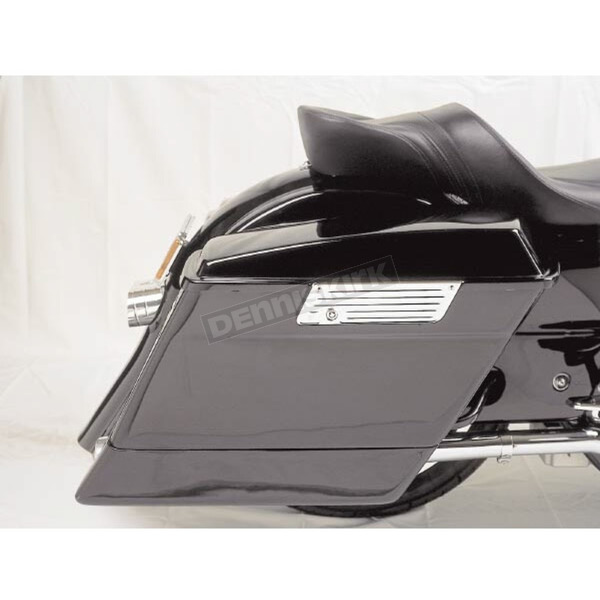 Arlen Ness Bagger Rear Fender Cover/Saddlebag Extension Kit - 06-697