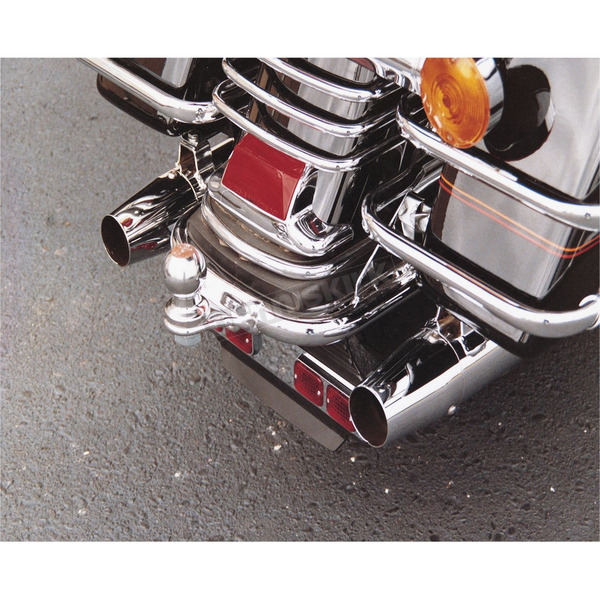 Khrome Werks Chrome Trailer Hitch  - 720555C