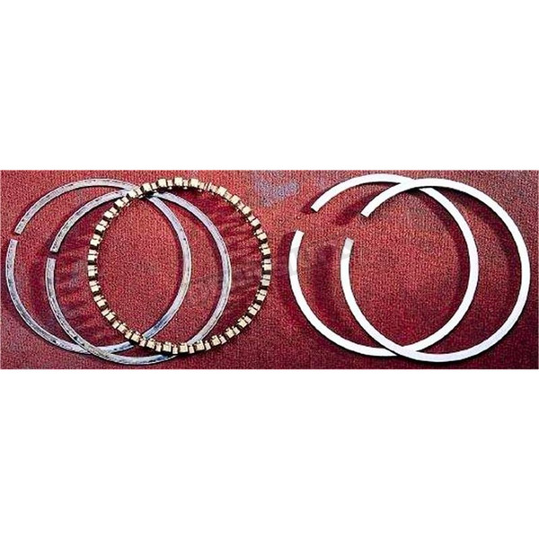 Hastings Piston Ring Set - 3.005 in. Bore - 2M-6198-005