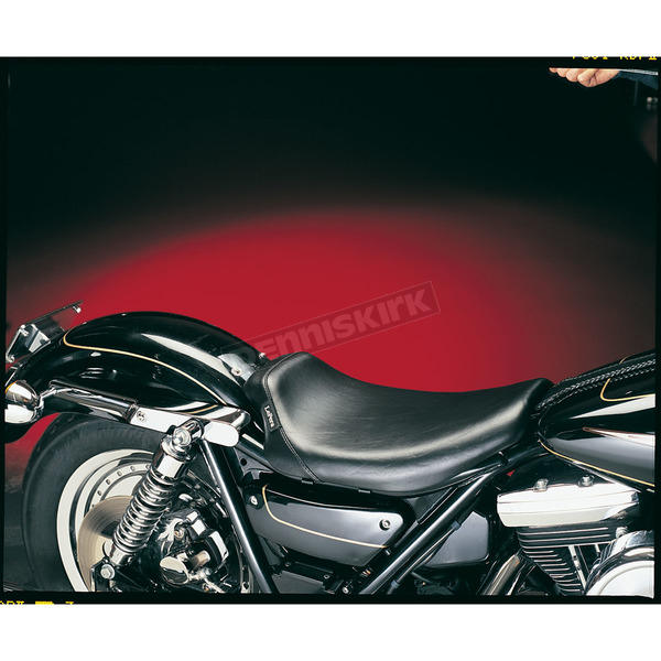 LePera 12 in. Wide Bare Bones Smooth Solo Seat - L-008