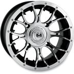 12 in. Machined Diablo Wheel - 991-45