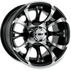 12 in. Machined Nitro Wheel - 989-25