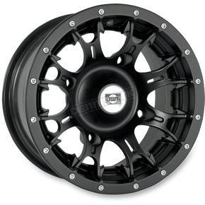 DWT Douglas Wheel 14 in. Black Diablo Wheel - 993-11B