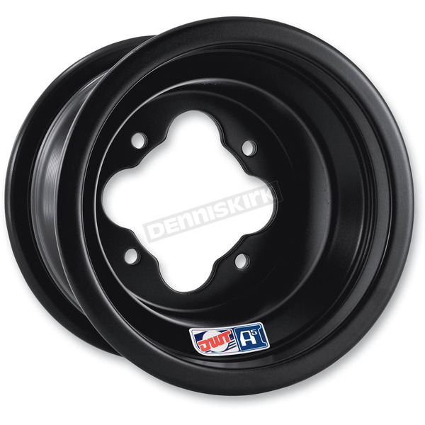DWT Douglas Wheel 8x6 Black A5 Wheel - A506-029