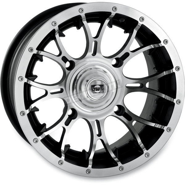 DWT Douglas Wheel 12 in. Machined Diablo Wheel - 991-35
