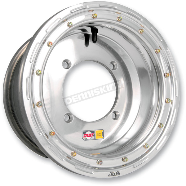 DWT Douglas Wheel Silver 12x7 Ultimate-UT Wheel - UL12072556P