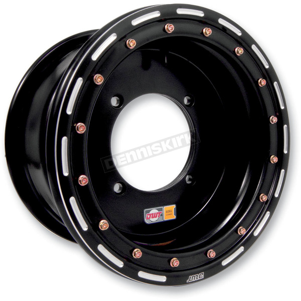 DWT Douglas Wheel Black 14x7 Ultimate-UT Wheel - UL14075256BLK