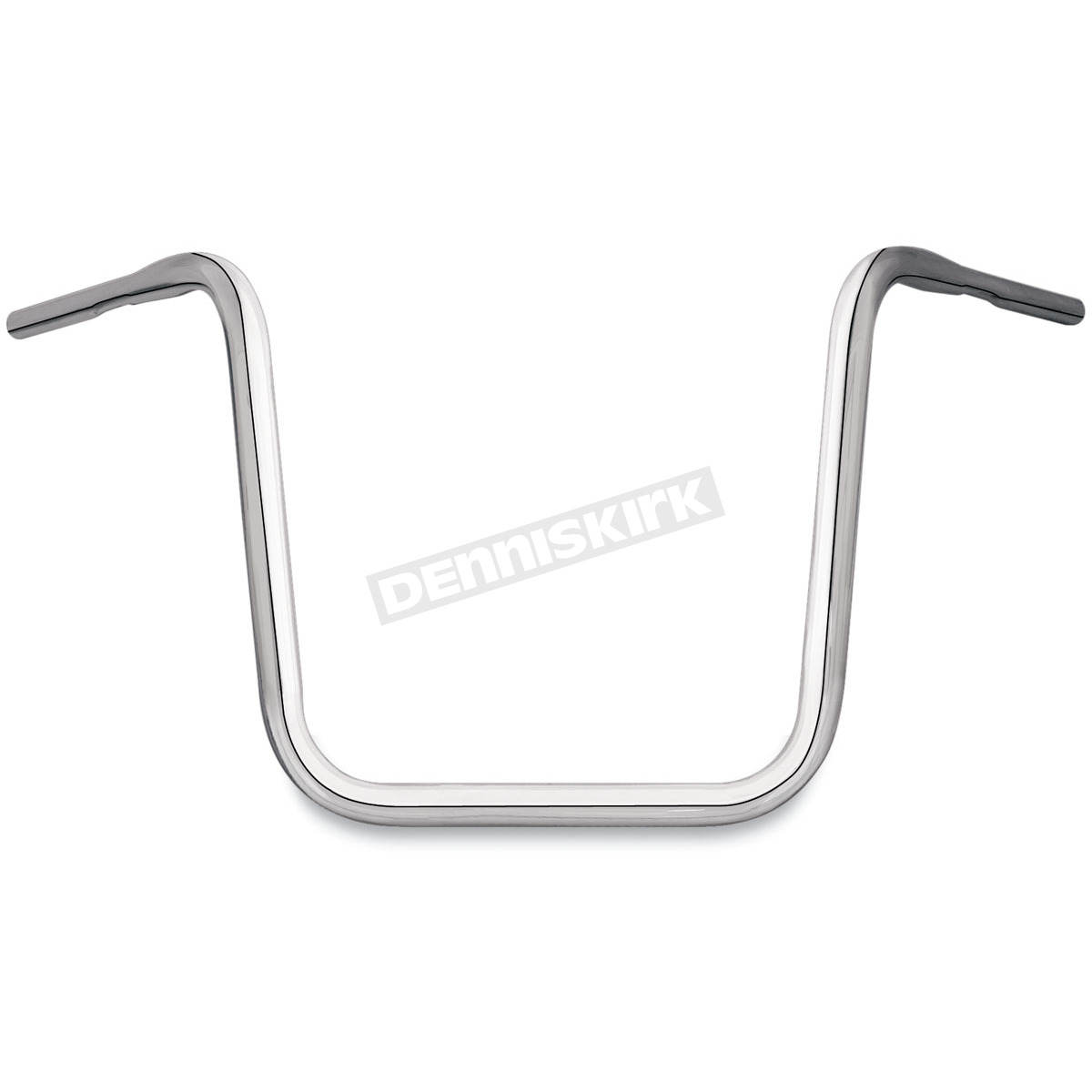 LA Choppers Riser Extensions For 1 1//2 Handlebars 1 1//2 Inch Rise Chrome