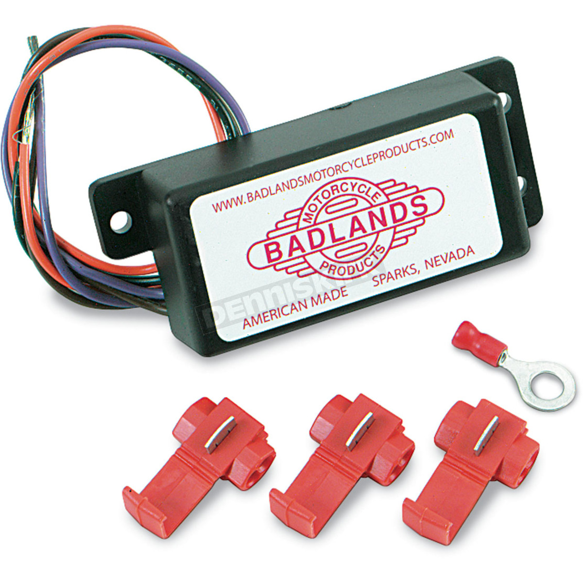 Badlands Plug-In Style Turn Signal Load Equalizer III LE-CB-A