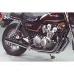 4-into-2 Chrome Megaphone Exhaust System - 001-1309
