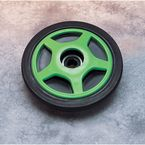 Rear Green Idler Wheel w/Bearing - 0420010