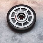 Rear Silver Idler Wheel w/Bearing - 0430001