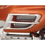 Chrome Side Fairing Accent - 52-682