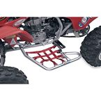 Alloy Nerf Bars w/Red Webbing - 60-2455
