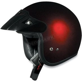 AFX Youth FX-75 Wine Red Helmet - 0105-0013