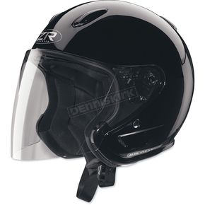 Z1R Ace Black Helmet - 0104-0188