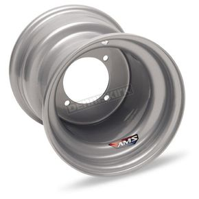 Large Bell Steel Wheel - 02310004