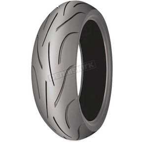 Michelin Rear Pilot Power 180/55ZR-17 Blackwall Tire - 17408