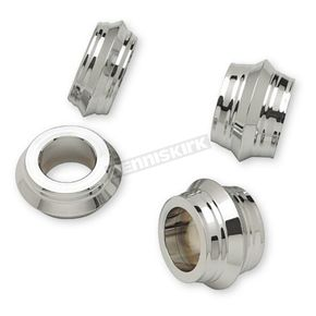 Novello Warrior Front Axle Spacer Covers - NIL-285