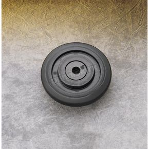 Parts Unlimited Black Idler Wheel w/Bearing - 0411668