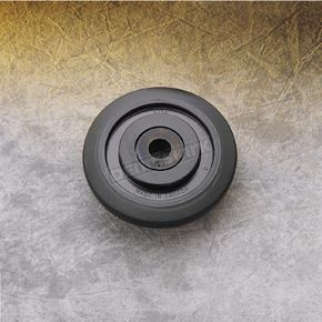 Parts Unlimited Black Idler Wheel w/Bearing - 0411674