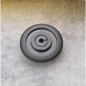 Parts Unlimited Black Idler Wheel w/Bearing - 0411675