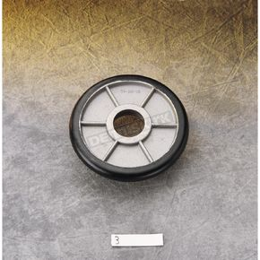 Parts Unlimited Silver Idler Wheel w/o Bearing - 04-11695