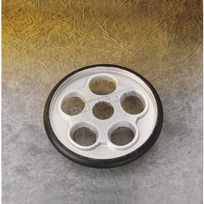 Parts Unlimited Silver Idler Wheel w/o Bearing - 04-116-98