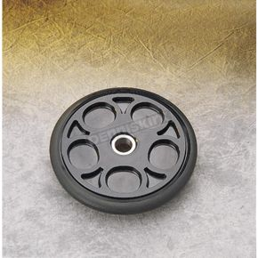 Parts Unlimited Black Idler Wheel w/Bearing - 0411-698P