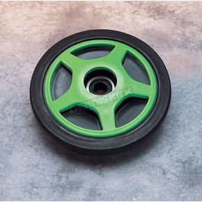 Parts Unlimited Rear Green Idler Wheel w/Bearing - 0420010