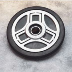 Parts Unlimited Silver Idler Wheel w/Bearing - 0440002