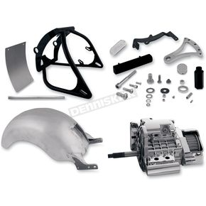 Baker Drivetrain 300mm Wide Tire Kit - WT911BHP