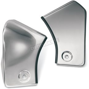 Show Chrome Chrome Neck Covers - 82-103
