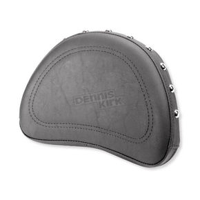 Saddlemen Contoured Sissy Bar Pad w/Studs for Road Glide, Road King, and FLHS - 0513Y