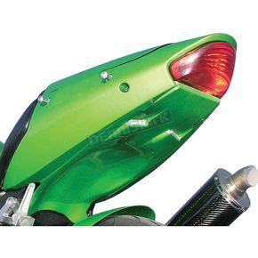 Hotbodies Racing Superbike Rear Kawasaki Green Undertail Fender Eliminator - K0312RSBGRN