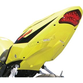 Hot Bodies Racing Superbike Rear Yellow Undertail Fender Eliminator - S04GS-SB-YEL