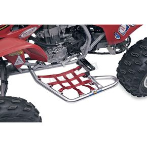 DG Alloy Nerf Bars w/Red Webbing - 60-2455