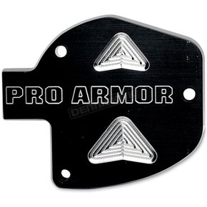 Pro Armor Black Throttle Cover - H062105
