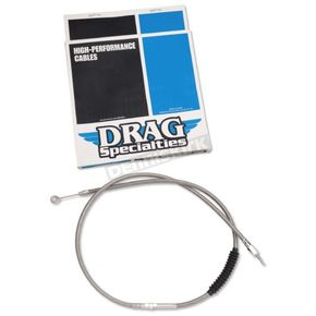 Drag Specialties Braided Clutch Cable - 0652-1490