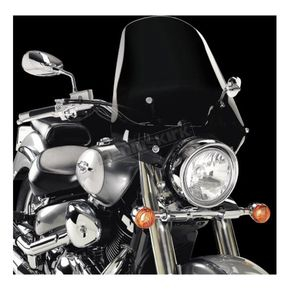 Memphis Shades Big Shot Windshield w/9 in. Cutout - MEP5721