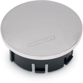 Drag Specialties Dummy Gas Cap with Paint Protector - 0703-0201