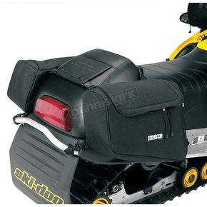 Parts Unlimited Tour Style Saddlebags - 0711-0008