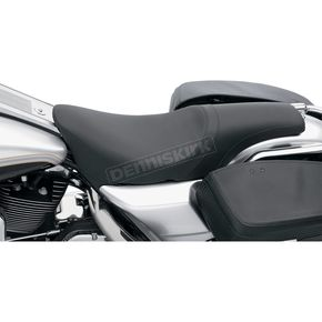 Drag Specialties 10 1/2 in. Wide Smooth Predator Solo Seat - 0801-0212