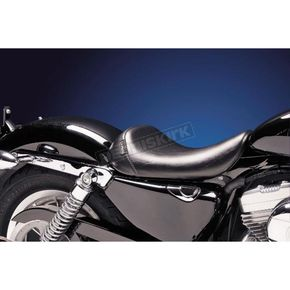 LePera 11 in. Wide Bare Bones LT Series Smooth Solo Seat  - LF-006