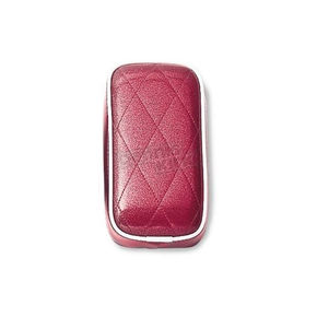 LePera 5 in. Wide Pillion Pad For Solo Seats  - L-102-RED