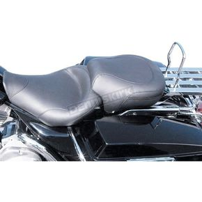 Mustang Seats 13 1/2 in. Wide Smooth Rear Seat - 75460