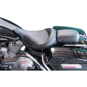 Mustang Seats 15 in. Wide Plain Solo Seat - 75353