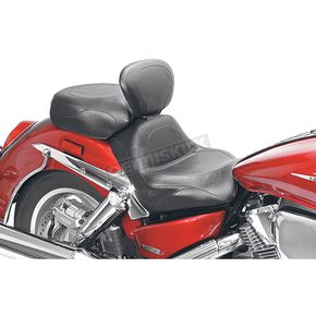 Mustang Seats Vintage Sport Touring Seat with Driver Backrest - 79301